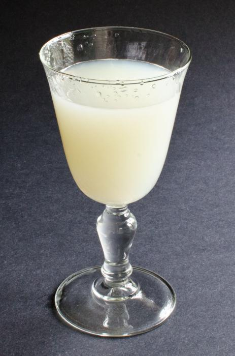 how to drink absinthe green