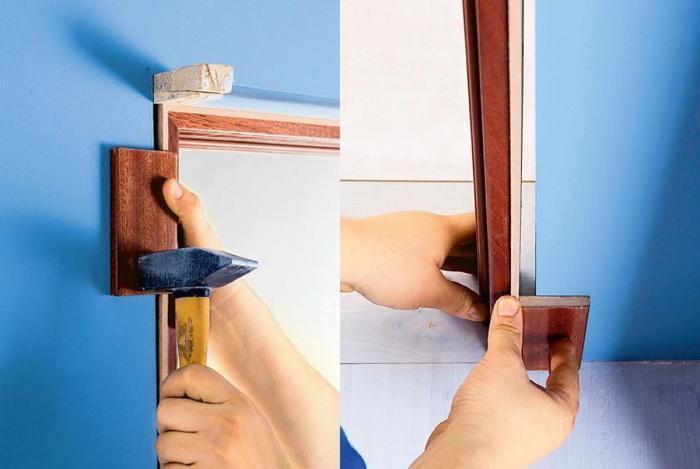 Как устанавливать двери межкомнатные фото