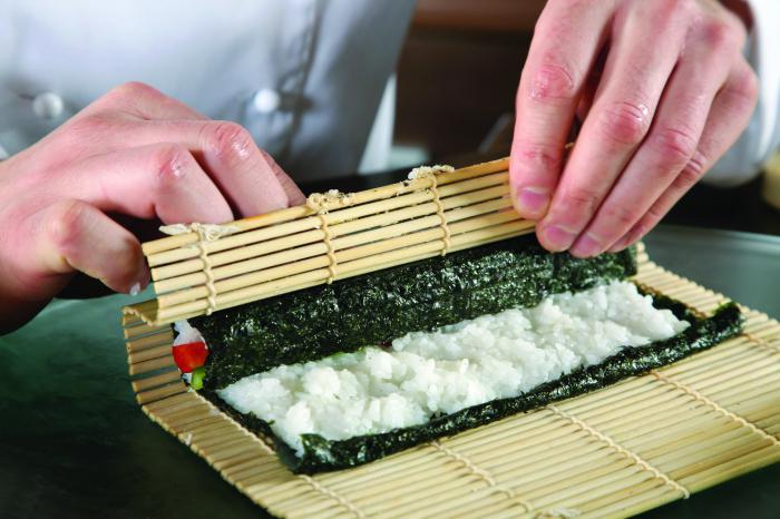 приготовление суши в домашних условиях рецепты с фото