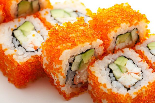 Суши в домашних условиях рецепты фото калифорния