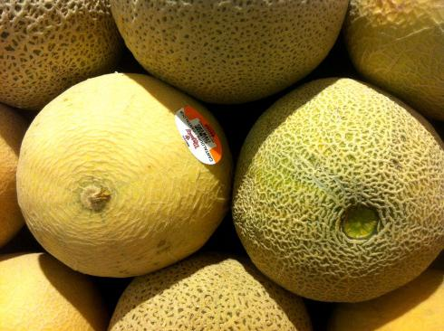 how to choose a melon