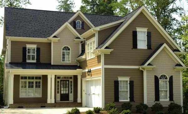how to sheathe house siding