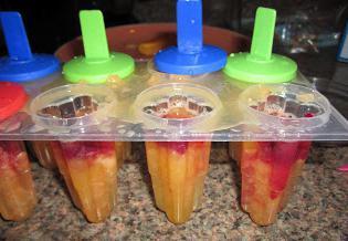 фруктовый лед рецепт