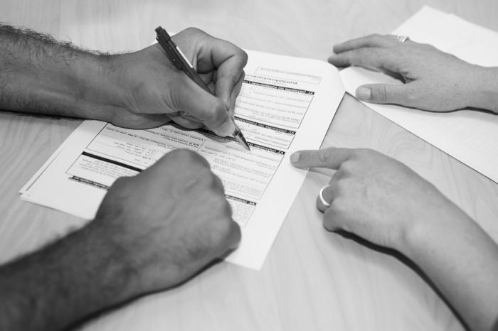 какие документы нужны для временной регистрации в квартиру знакомому