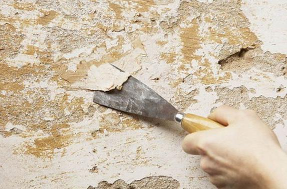 processing walls before sticking wallpaper