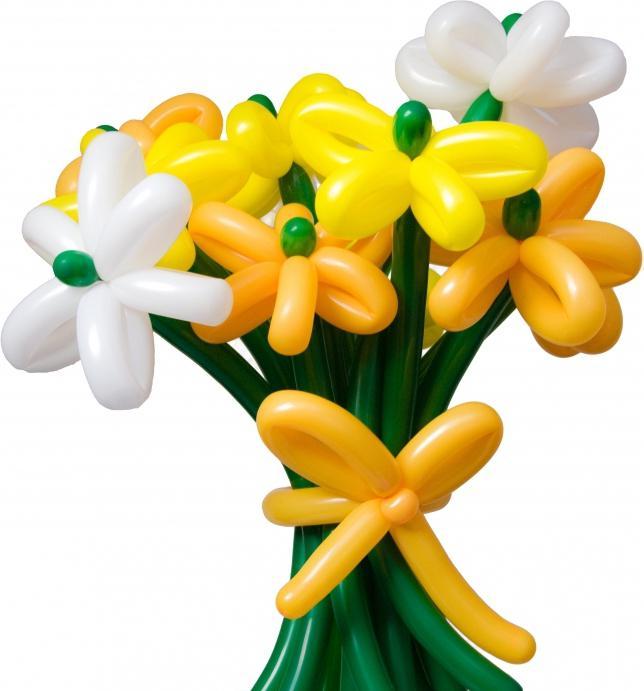 Как сделать цветок из колбаски фото 804