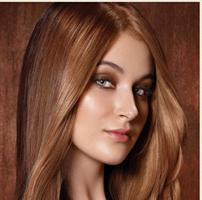 как выбрать цвет волос смуглым