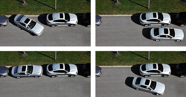how to learn to park