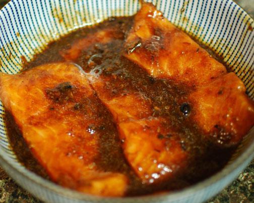 маринад с рыбой и морковью рецепт с фото