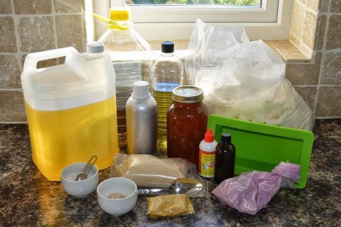 Как сделать мыло из мыла