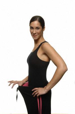 как похудеть в животе без упражнений