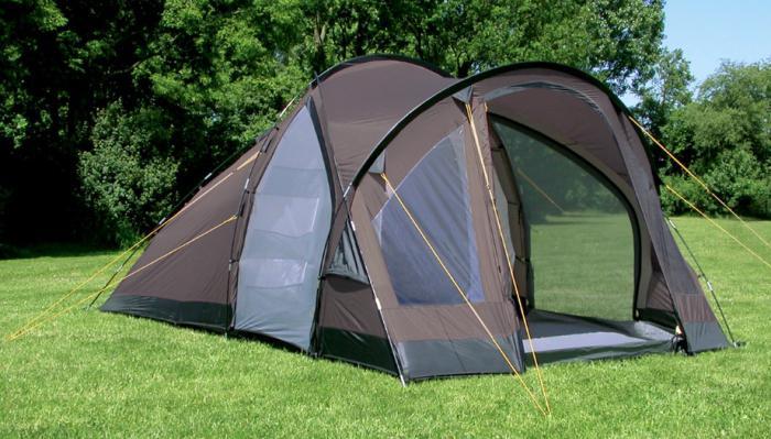 палатки туристические 4 местные