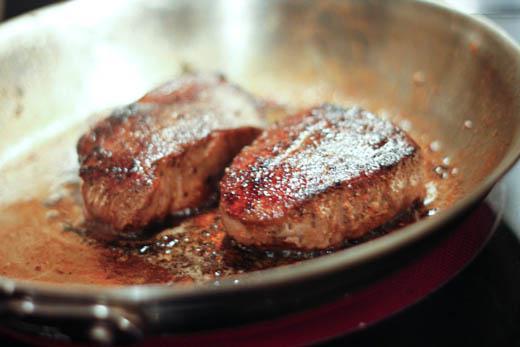 Как правильно жарить говядину рецепт
