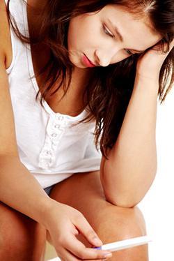 Риск беременности после месячных 25