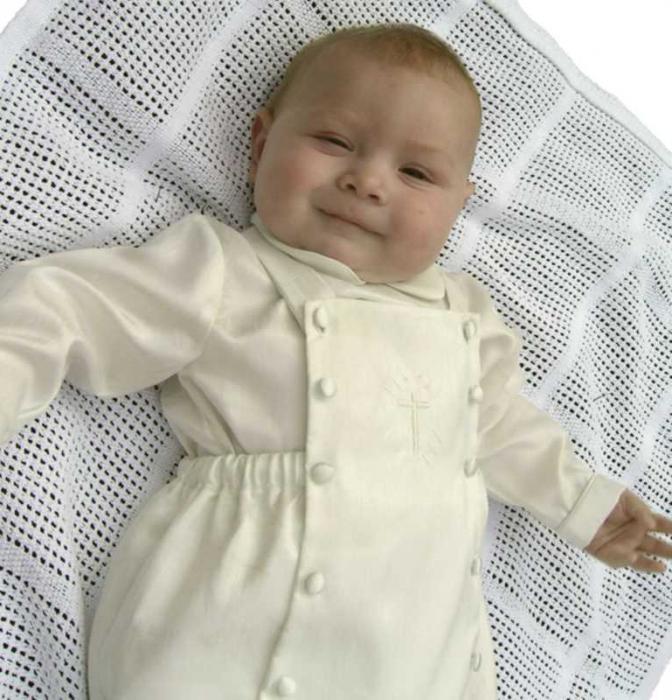 имя при крещении ребенка: