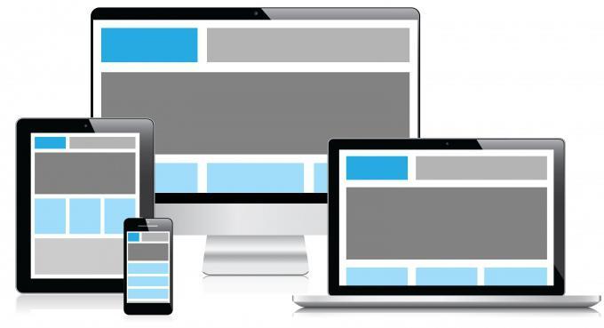 Создать сайт через конструктор бесплатно