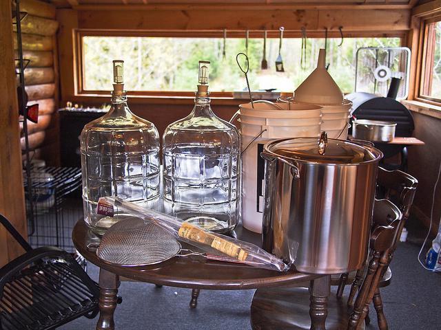 изготовление домашнего пива