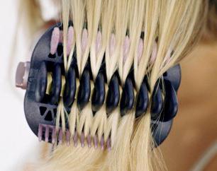 Как выпрямить волосы без выпрямителя в домашних 81