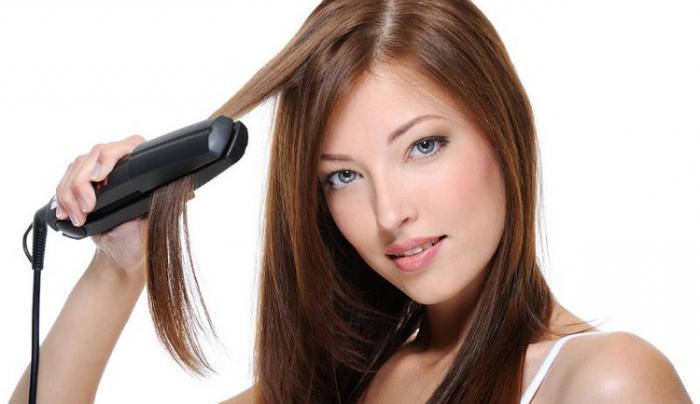 как выпрямить волосы без выпрямителя навсегда