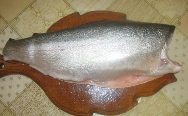 Как солить форель рыбу в домашних условиях рецепт