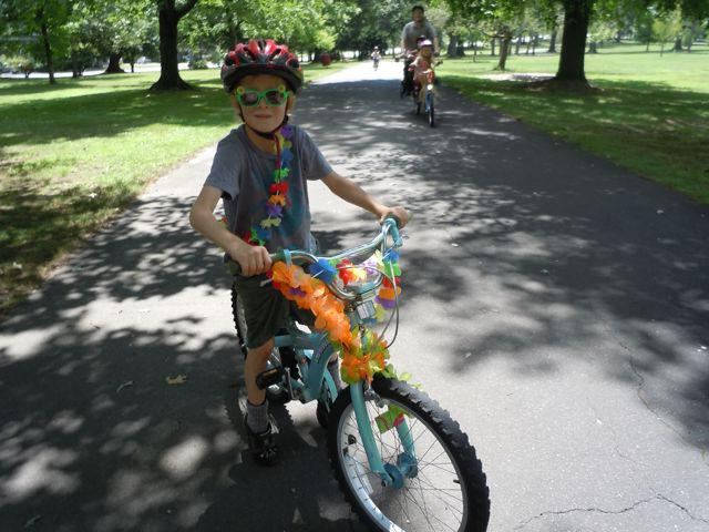 bike for a child of 4 years