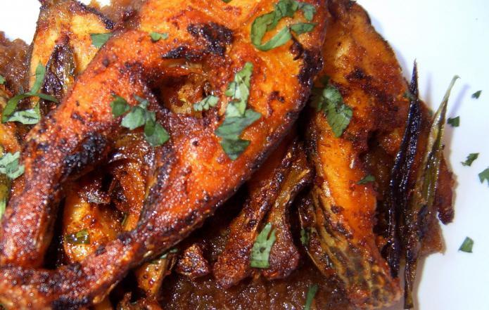 Жареная рыба на сковороде рецепт с фото