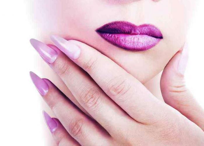 Как правильно снять нарощенные ногти