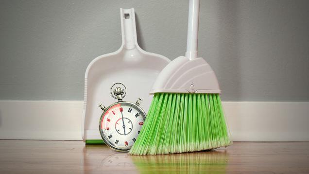 как научиться убираться в квартире