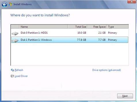 how to reinstall windows 7 system