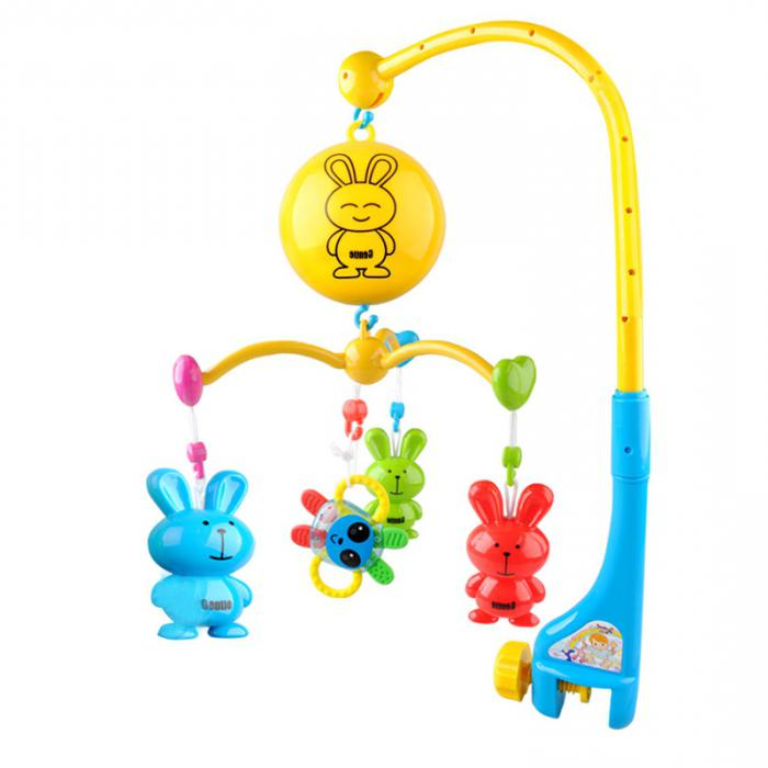Musical developing toys