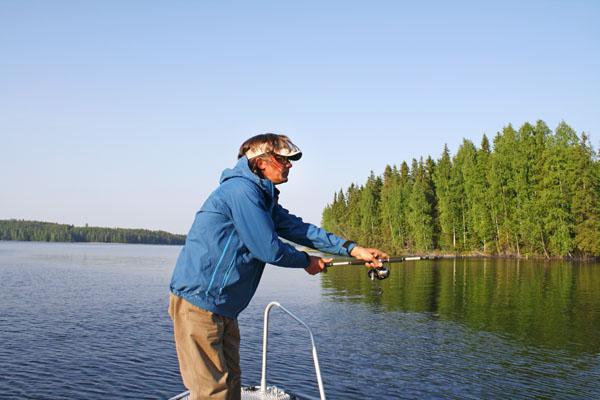 рыбалка на малых реках сибири