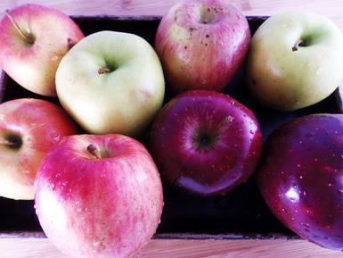 замороженные яблоки рецепты