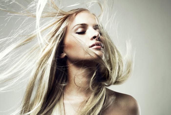Как можно осветлить волосы в домашних условиях без краски - 47d3