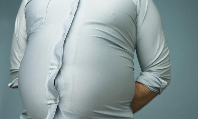 чем опасен жир на животе у мужчин
