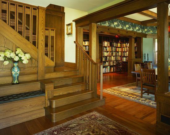 изготовление лестниц на второй этаж