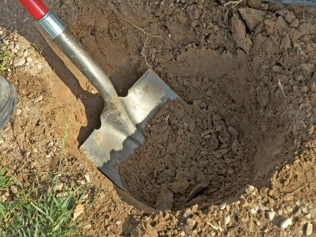 how to dig a well in float