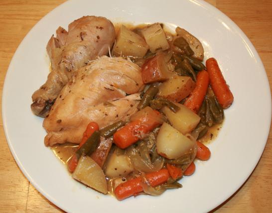 chicken and potato recipes