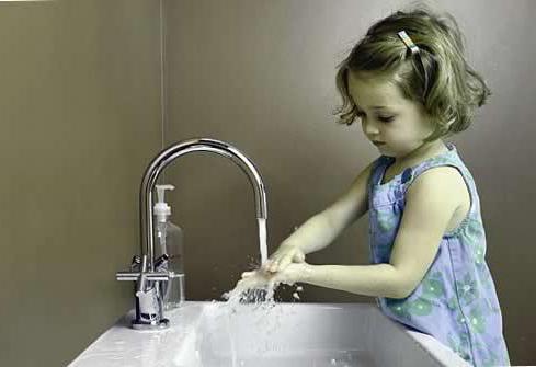 Как избавиться от температуры ребёнка в домашних условиях