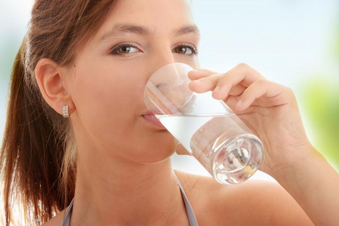 сколько пить воды чтобы похудеть [
