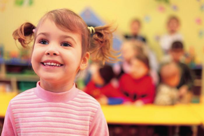 child's readiness for kindergarten
