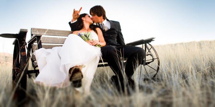 как отметить годовщину свадьбы 1 год