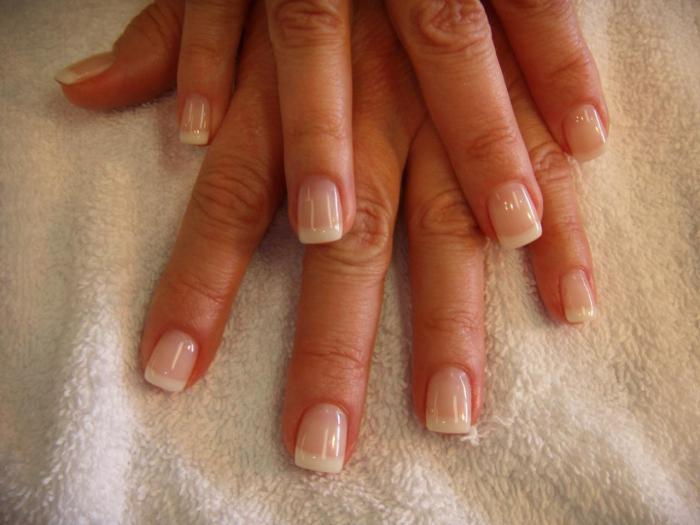 как правильно снять гелевые ногти