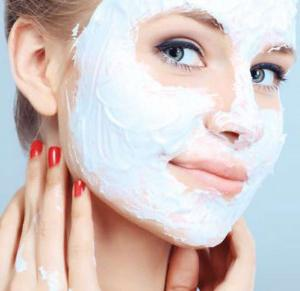 whiten pigmentation on the face
