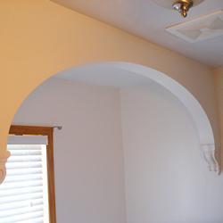 Установка арки в дверной проем своими руками фото 839