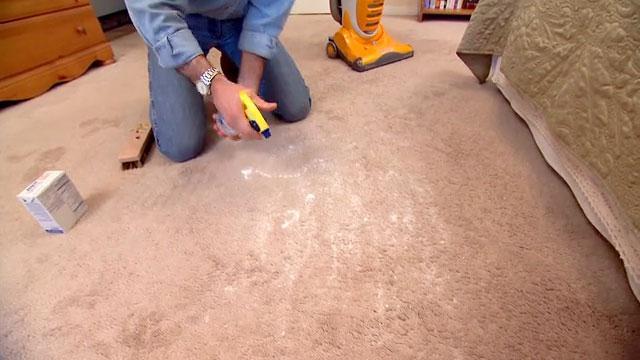 Как уксусом почистить ковры в домашних условиях 97