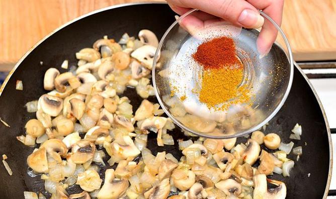 Как сделать грибную икру из грибов