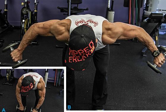 Упражнение на плечи как сделать плечи широким