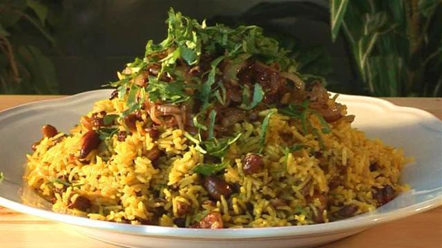 Рецепт риса на гарнир