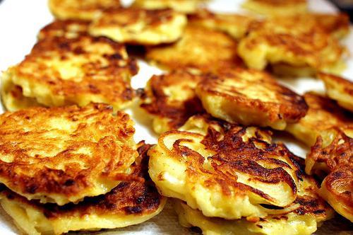 Драники с сыром 6 вкуснейших рецептов