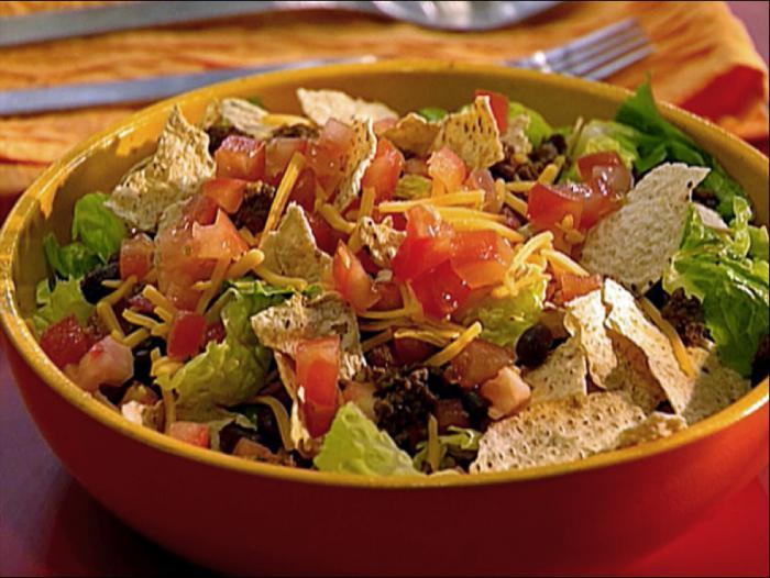 instant salad recipes